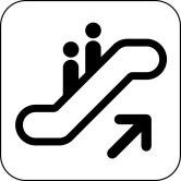 escalator-up