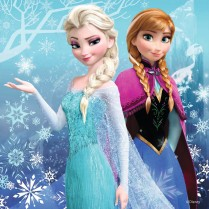 Frozen_Princess_Anna_and_Queen_Elsa_Poster