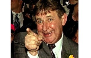 RALPH KLEIN AFTER WINNING ELECTION.*Calgary Herald Merlin Archive*