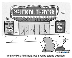 political-theater